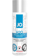 Jo H2o Warming Water Based Lubricant...