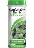Comfortably Numb Oral Sex Mints Spearmint
