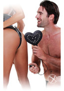 Fetish Fantasy Wired Remote Control Shock Therapy Luv Paddle