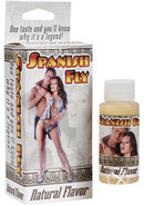 Spanish Fly Supplement Natural Flavor 1 Ounce