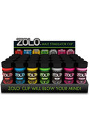 Zolo Cup Display 28 Piece