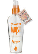 Moist Flavored Personal Lubricant...