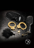 Fetish Fantasy Gold Beginner`s Fantasy Bondage Kit...