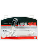 Armour Knight Molded Hollow Strap On Large And Extra Large...