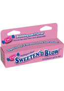 Sweeten D Blow Oral Pleasure Gel...