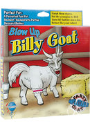 Blow Up Billy Goat Inflatable Party Goat