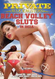 Beach Volley Sluts In Ibiza