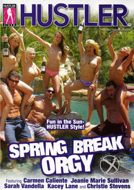 Spring Break Orgy