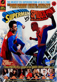 Superman Vs Spider Man Xxx Parody{dd