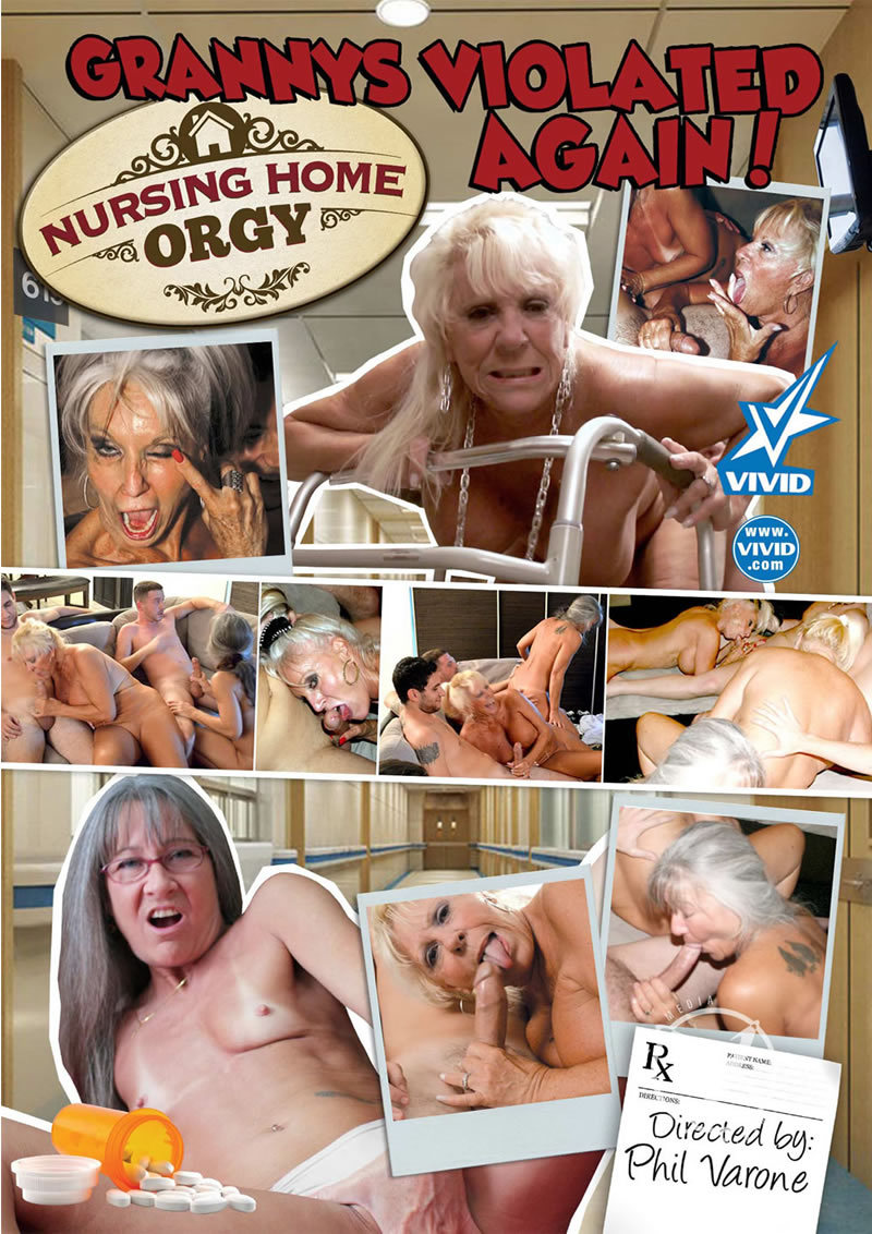 Nursing Home Orgy Grannys Violated