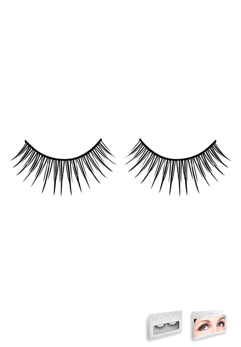 Black Deluxe Eyelashes