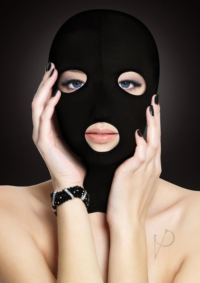 Ouch! Subversion Mask - Black