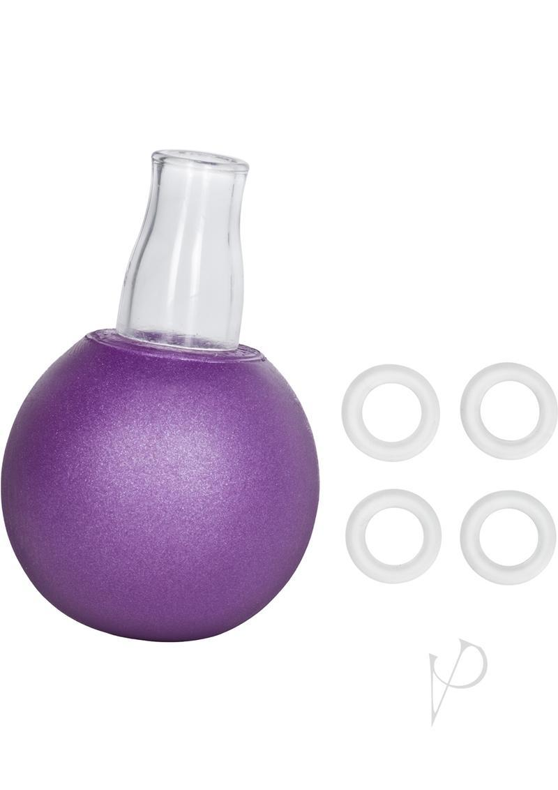 Nipple Play Nipple Bulb - Purple
